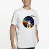 Camiseta Unissex Branca - 100% Algodão - STS-27