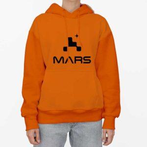 Moletom Unissex Laranja – Missão Mars