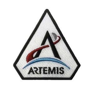 Patch – Missão Artemis