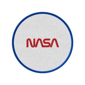 Patch – Logo Nasa Worm