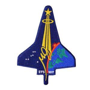 Patch – Missão Columbia  STS-107