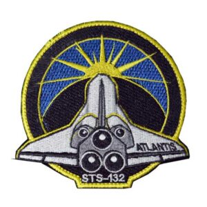 Patch – Missão STS-132