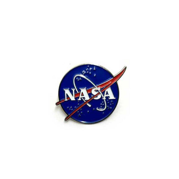 Pin - Logo NASA Meatball