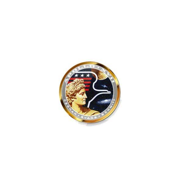 Pin - Missão Apollo 17