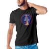 Camiseta Unissex Preta - 100% Algodão - Discovery