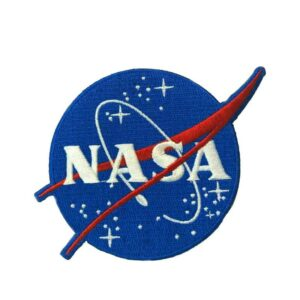 Patch – Logo NASA Meatball