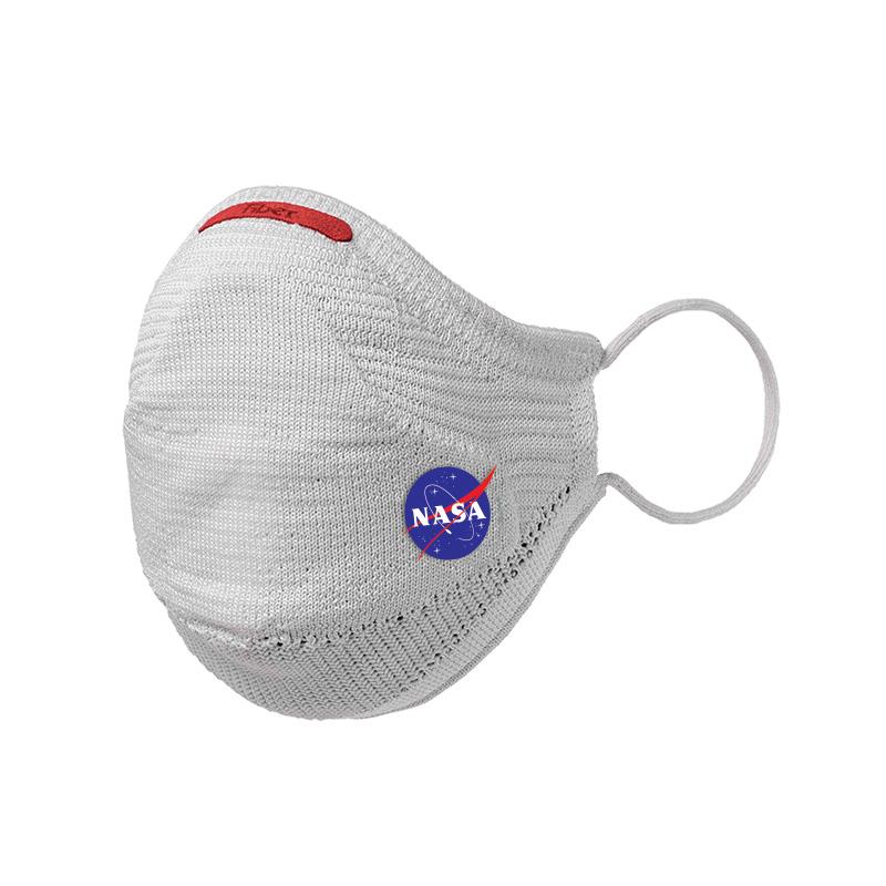 máscara air - nasa - meatball branca