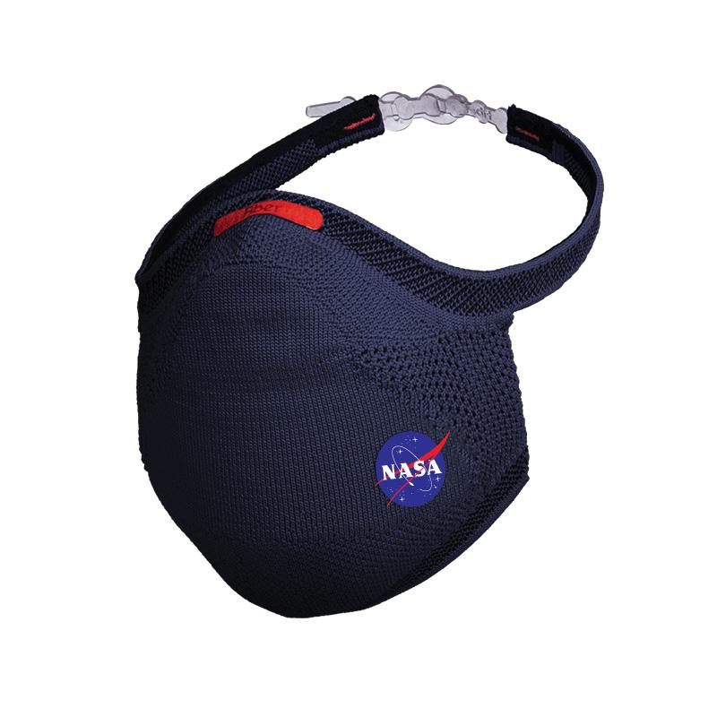 máscara air - nasa - meatball azul